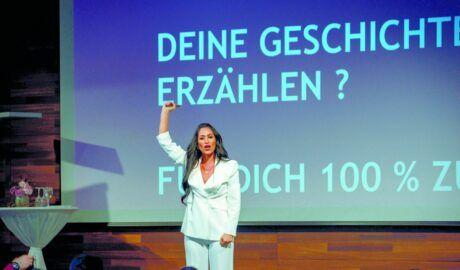 Top-Speakerin Gönül Pehlivan zu Gast in der deutschen Friseurakademie