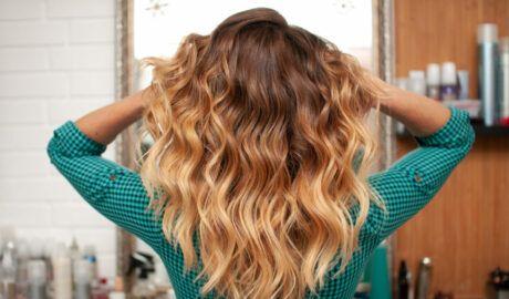 Anti Aging für die Haare mit GOLD HAIRCARE