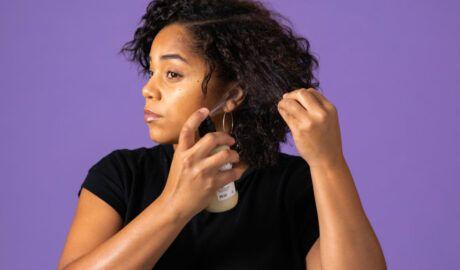 Sarah Sango und Lush: Das Geheimnis um perfekte Pflege für Afro-Haar